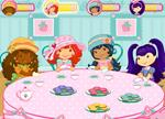 Strawberry Shortcake Games : Mind Your Manners