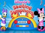 Minnie Skate Game