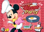 Minnie's diner party