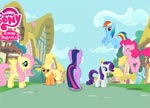 My Little Pony Games Explore Ponyville game