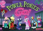 My Little Pony Power Ponies Go game