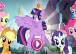 My Little Pony Games : Restore The Elements Of Magic