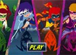 Mysticons Memory Game