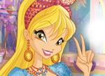 New Winx Games - Winx dress up
