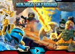 igrice Lego Ninjago Skybound Game Game