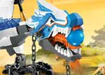 Ninjago Games : Ninjago Ice Dragon Attack Game