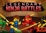 Ninjago Games: Ninjago Legendary Ninja Battles Game