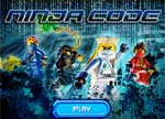 Ninjago Games: Ninja Code Game
