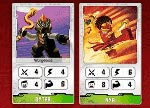 Ninjago Games : Cards Duel