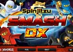 Ninjago Games: Ninjago Spinjitzu Smash DX  Game
