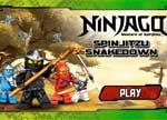 Ninjago Games: Ninjago Spinjitzu Snakedown Game