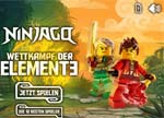 Ninjago Games: Ninjago Tournament of Elements Game
