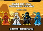 Ninjago Games : Ninjago Training