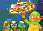 igrice Ninja Kornjace Pizza like a Turtle do