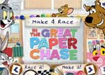 Great Paper Chase Game
