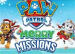 Merry Missions Paw Patrol Christmas Game