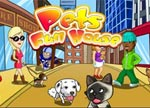 Pets Fun House Management Games