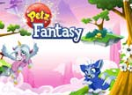 Petz Fantasy Coloring Game