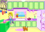 Polly Kitchen Hidden Object Games