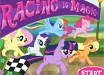 My Little Pony Racing is Magic game