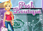 Posh Boutique Management Games