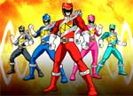 Igrice Power Rangers Dino Charge Dino Duels