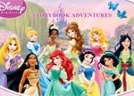 Princess Games : Princess Storybook Adventures