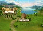 Romance of Rome Hidden Object Games
