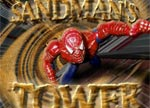 Spiderman - Sandman's tower