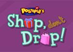 Fashion Games : Shop Don't Drop