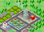 SimLand City Management Game