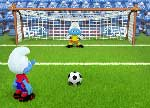 Smurfs Football Football Game