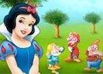 Princess Games : Snezana i sedam patuljaka