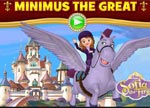Disney Princess Sofia the First Minimus the Great