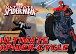 Igrice Spajdermen Ultimate Spider Cycle