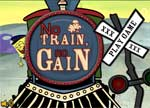 Igrice Sundjer Bob Voz SpongeBob No Train No Gain