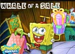 Sponge Bob Whale of a Sale Management Games