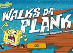 Igrice Sundjer Bob SpongeBob Walks Da Planks