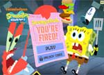 Management Games SpongeBob you're fired