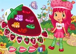 Strawberry Shortcake Garden Dress Up Igrice Jagodica Bobica oblacenje