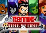 Teen Titans Games One On One