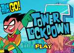 igrice Teen Titans Games Tower Lockdown