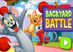 Tom and Jerry Backyard Battle Game