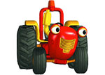 Traktor Tom bojanke Tractor Tom interactive coloring pages