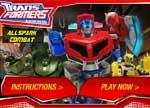 Transformers Igrice Allspark Combat