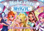 New Winx Games - Winx Magic Makeover
