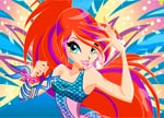 New Winx Games -  Bloom Sirenix Fashion Game