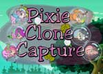 Pop piksi - Pop pixie clone catch