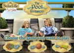 The Suite Life of Zack and Cody Games : The Pool Invasion